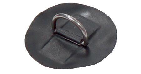 Grabner D-Ring 40mm schwarz