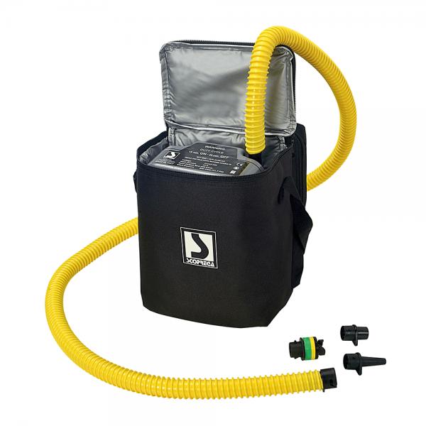 Grabner Elektroluftpumpe BST800 mit Batterie