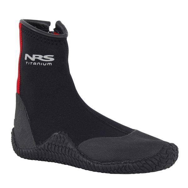 NRS Comm-3 Wetshoe Black