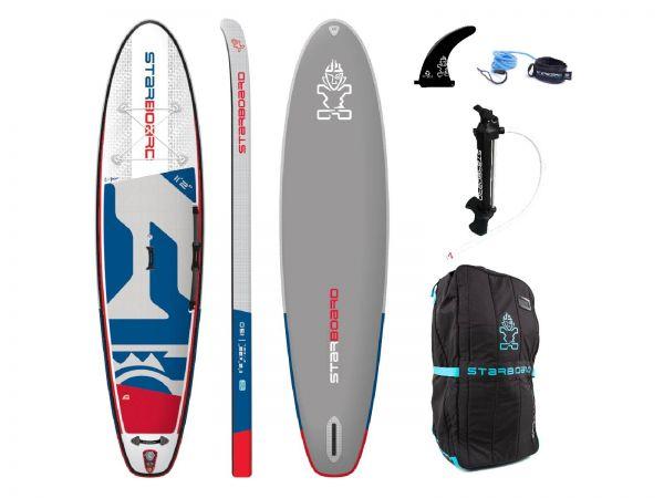 Starboard 2020 Inflatable SUP 10'8'' x33'' x6'' iGo