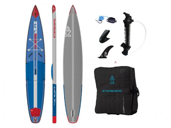 Starboard 2020 Inflatable SUP 14'0'' x28'' x6'' All Star Airline