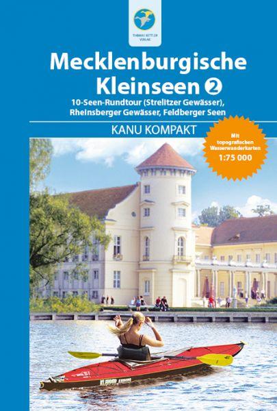 Kanu Kompakt - Mecklenburgische Kleinseen 2