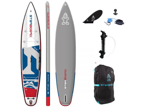Starboard 2020 Inflatable SUP 12'6'' x30' x6'' Touring