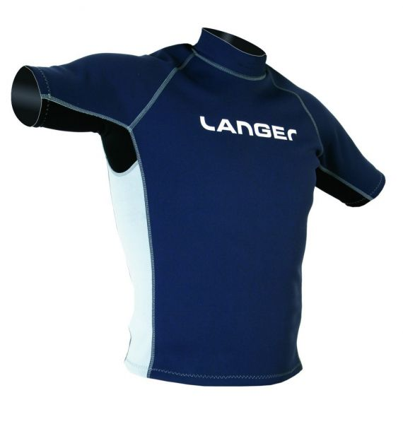 Langer Kurzarmshirt SUPERLIGHT slate
